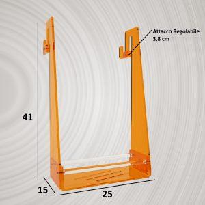 Appendibile in plexiglass LINEA