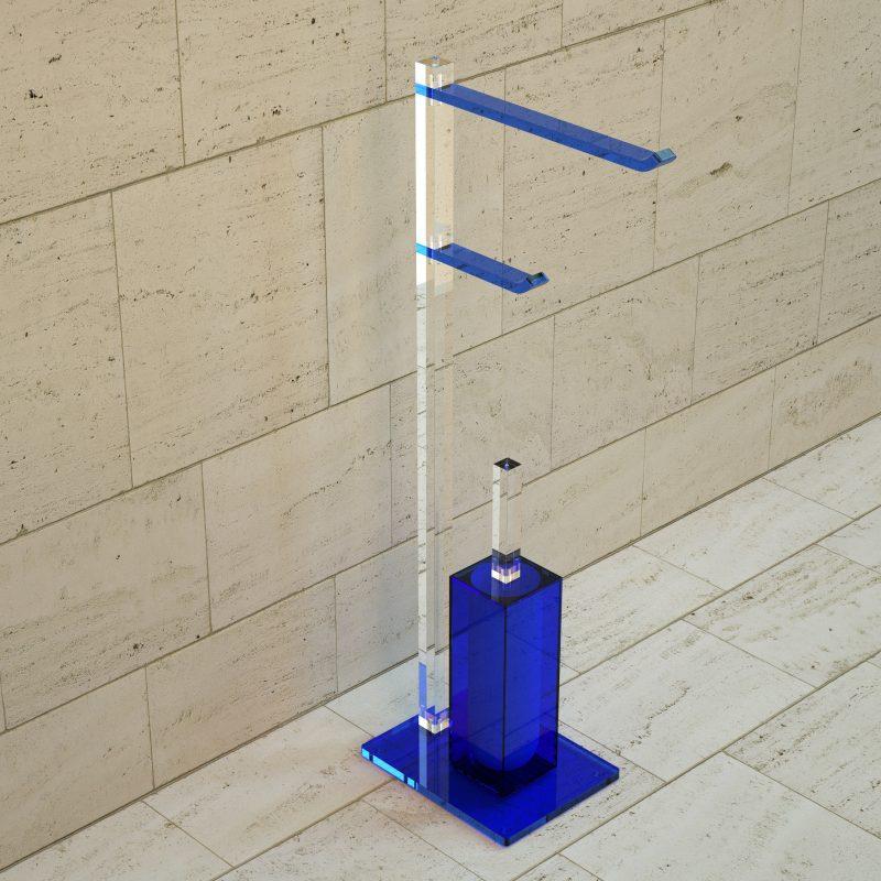 Plexiglass per il bagno